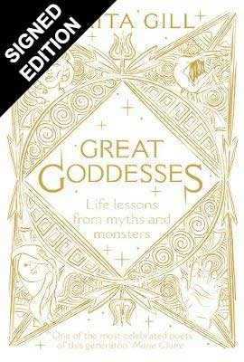 Cover of the book, Great Goddesses: Life lessons from myths and monsters.