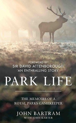 Park Life: The Memoirs of a Royal Parks Gamekeeper (Hardback)
