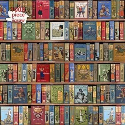 Adult Jigsaw Puzzle Bodleian Library: High Jinks Bookshelves
