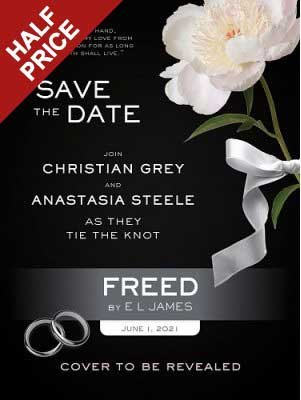 Freed: 'Fifty Shades Freed' as told by Christian - Fifty Shades (Paperback)