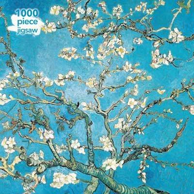 Van Gogh Almond Blossom Jigsaw Puzzle 1000pc: 1000 piece jigsaw - 1000-piece jigsaws