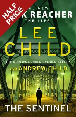 The Sentinel - Jack Reacher 25 (Hardback)