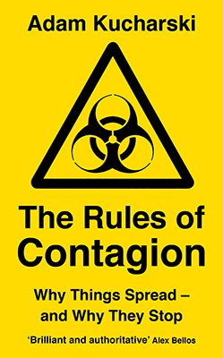 The Rules of Contagion: Why Things Spread - and Why They Stop - Wellcome Collection (Hardback)