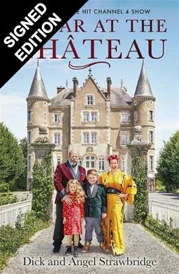 A Year at the Chateau: Signed Bookplate Edition (Hardback)