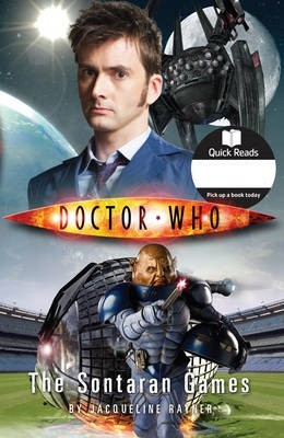 Quick Reads: Doctor Who - The Sontaran Games