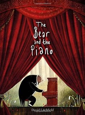 The Bear and the Piano (Hardback)