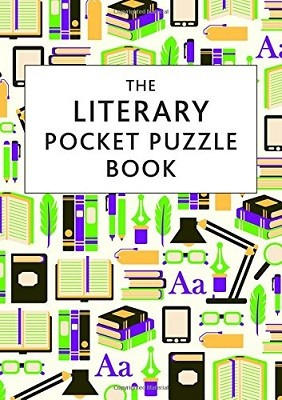 The Literary Pocket Puzzle Book - puzzle book (Paperback)