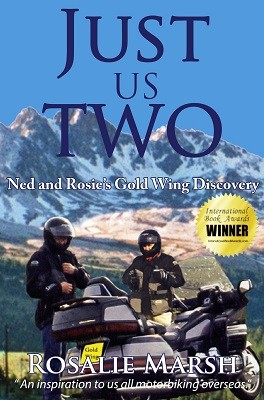 Just Us Two: 1: Ned and Rosie's Gold Wing Discovery (Paperback)