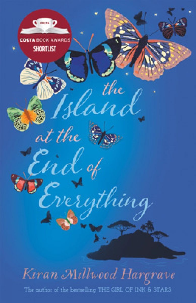 The Island at the End of Everything (Paperback)