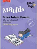 Matilda Times Tables Games