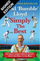 Simply the Best: Signed Edition (Hardback)