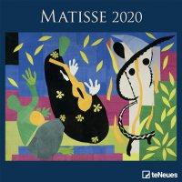 2020 Matisse Wall Calendar
