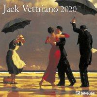 2020 Vettriano Wall Calendar