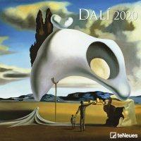 2020 Dali Wall Calendar
