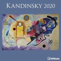 2020 Kandinsky Wall Calendar