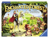 Enchanted Forest Magical Treasure Hunt Game