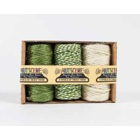 Green Twine Mini Reel Pack