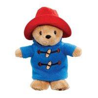 Classic Paddington Bear Toy