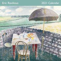 2021 Eric Ravilious Wall  Calendar