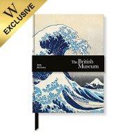 Hokusai British Museum A5 Desk Diary 2021