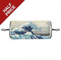 Hokusai's The Wave reusable face Mask