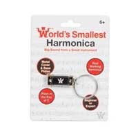 World's Smallest Harmonica