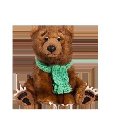 Small Bear Plush