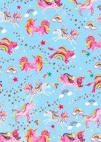 Unicorns Wrapping Paper