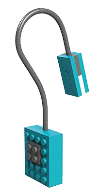 Block Light - X-Ray (blue)