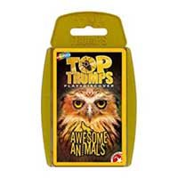 Awesome Animals Top Trumps