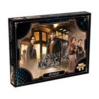 Fantastic Beasts Jigsaw Puzzle 500pc
