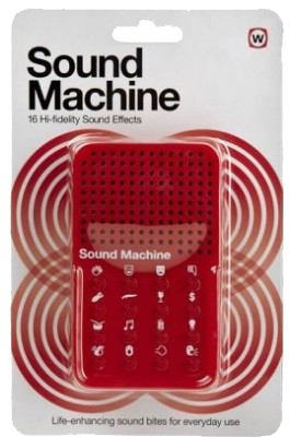 Sound Machine Hilarious Soundeffects