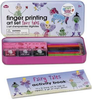 Fairytale Finger Printing Set