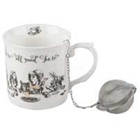 V&A Alice In Wonderland High Tea Gift Set