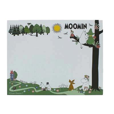 Moomins Desk Pad