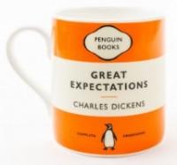 Great Expectations - Mug (orange)