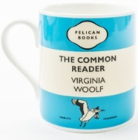 The Common Reader - Mug (light Blue)