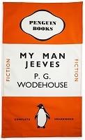 My Man Jeeves Tea Towel