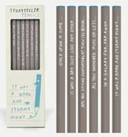 Storytellers - Sharp & Blunt Pencils