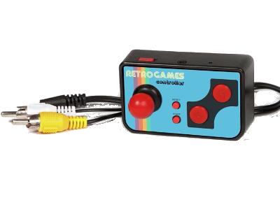 Retro TV Mini Games
