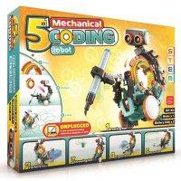 5 In 1 Mechanical Robot