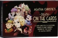 Agatha Christie Death on the Cards Card Game