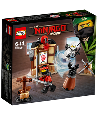LEGO (R) Ninjago Spinjitzu Training