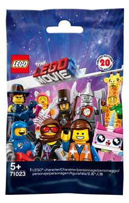 LEGO (R) Movie 2 Minifigures