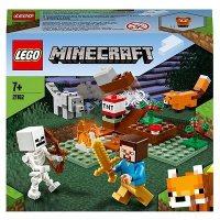 LEGO (R) Minecraft The Taiga Adventure