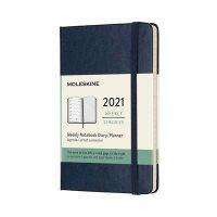 Saphire Pocket Weekly Hard Diary 2021