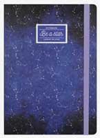 Stars Large Notebook