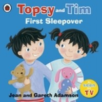 Topsy and Tim: First Sleepover (Paperback)