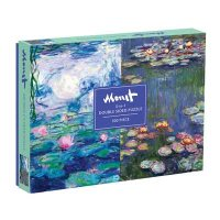 Monet 500 Piece Double Sided Puzzle (Jigsaw)