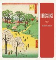 2020 Hiroshige Wall Calendar